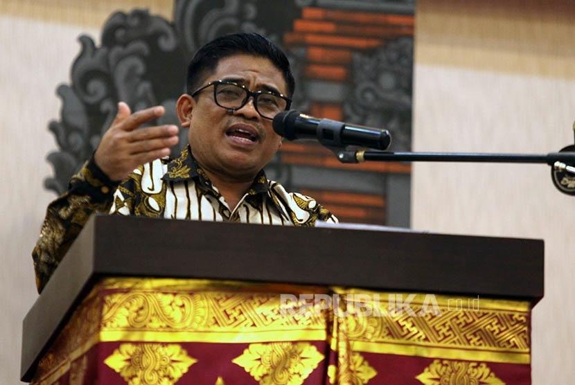 Plt Gubernur DKI Jakarta Sumarsono Soni Sumarsono