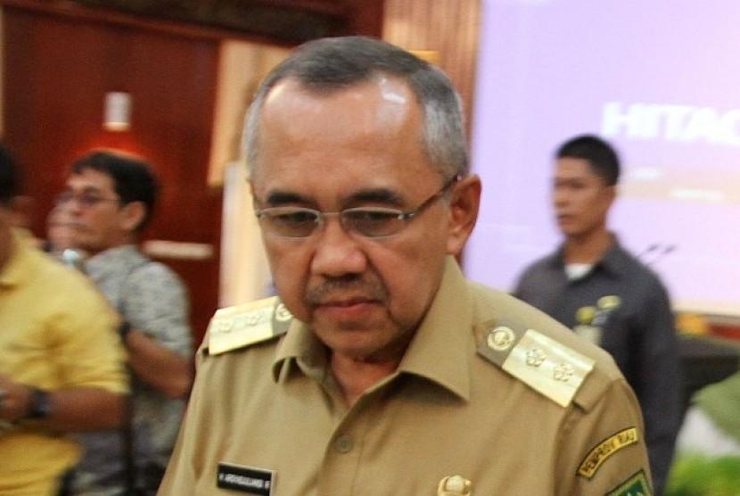 Plt Gubernur Riau, Arsyadjuliandi Rachman