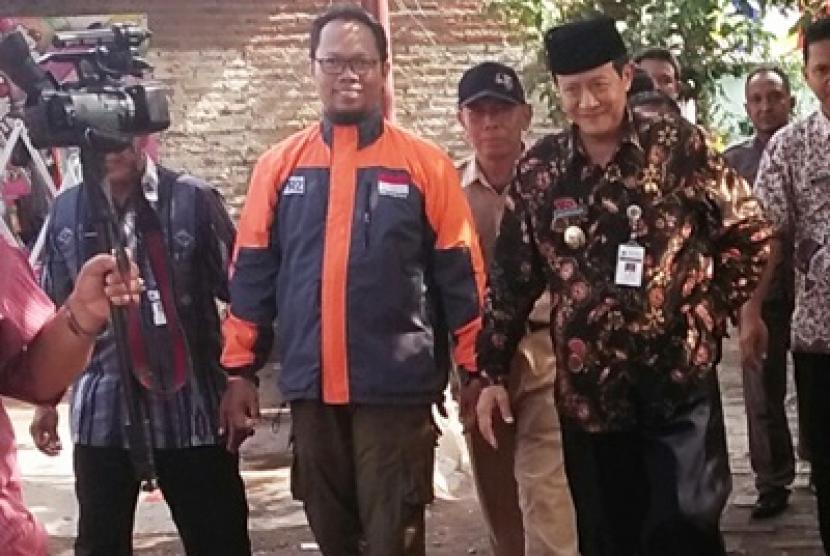 Pelaksana Tugas Walikota Tegal Kunjungi Desa Berdaya