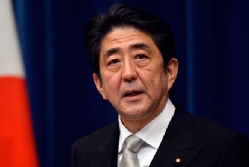 PM Jepang Shinzo Abe