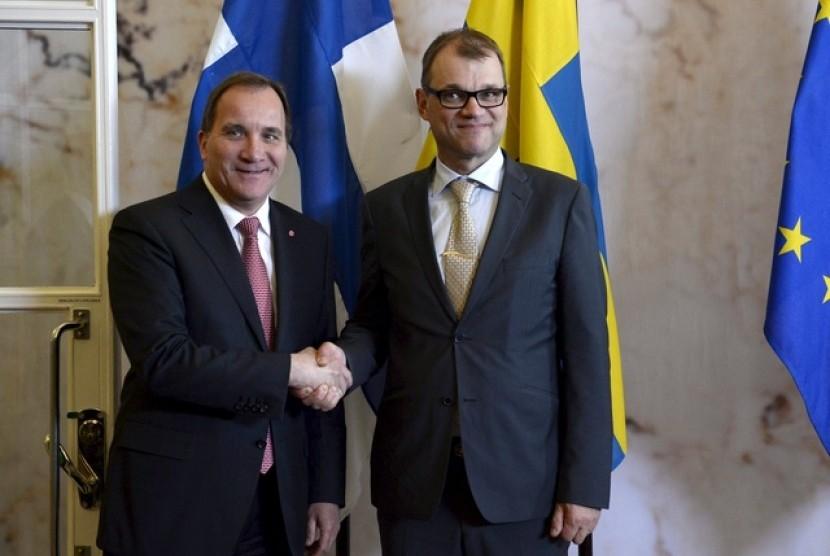 PM Swedia Kecam Keras Upaya Pembakaran Sinagoge