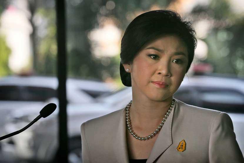Mantan PM Thailand Yingluck Shinawatra