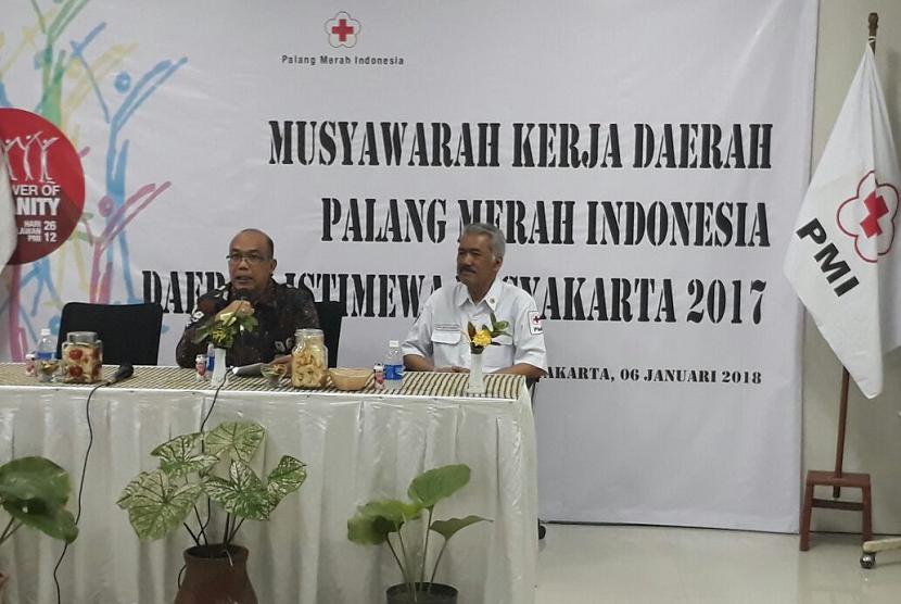 Pendonor Darah RSUP Dr Sardjito Diminta Terdaftar PMI