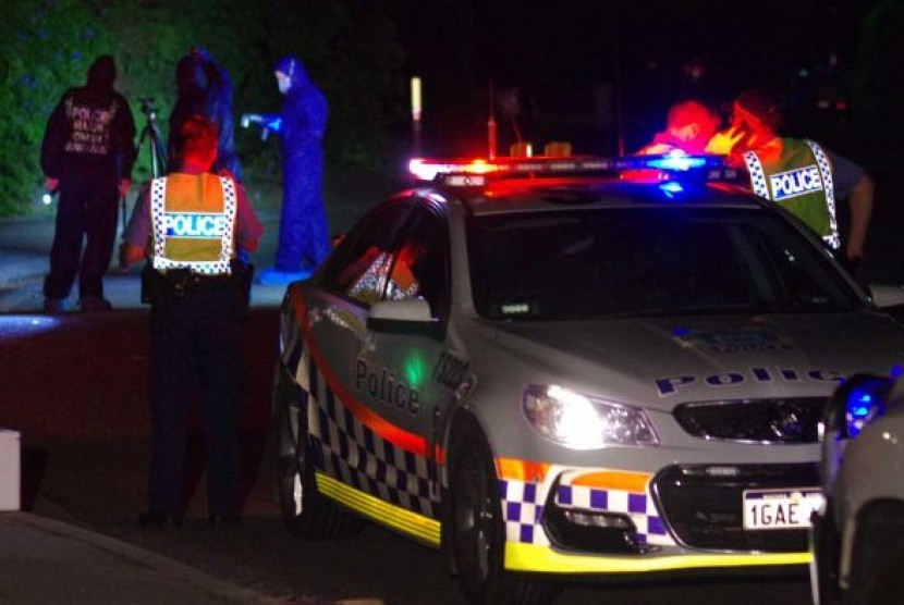 Tawuran Remaja Antargeng di Perth, Satu Orang Tewas