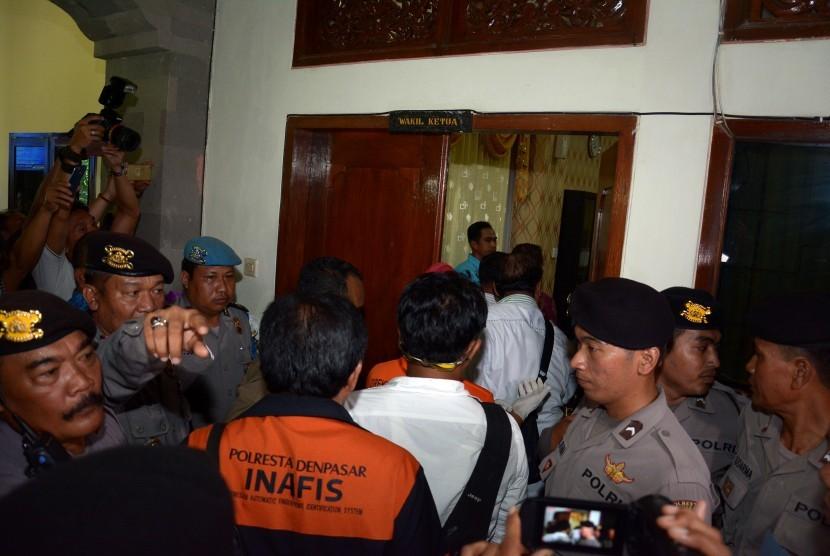 Wakil Ketua DPRD Bali yang Buron Akhirnya Ditangkap