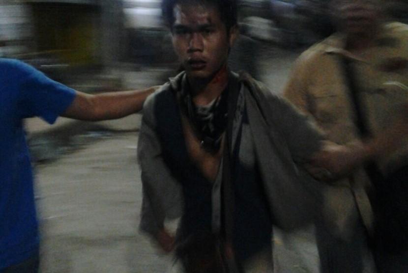Ustaz Felix: Perusuh di Penjaringan Bukan Massa Aksi Bela Alquran