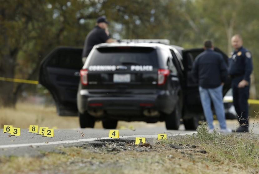 Penembakan Kalifornia, 4 Orang Tewas dan 2 Anak Terluka