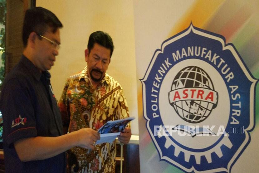Politeknik Manufaktur Astra mendukung pengembangan pendidikan vokasi di Indonesia.