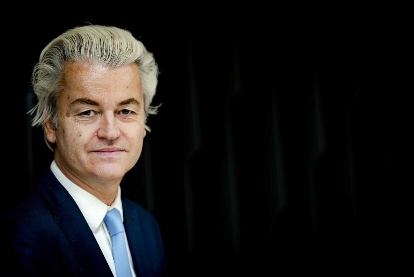 Politikus Belanda, Geert Wilders