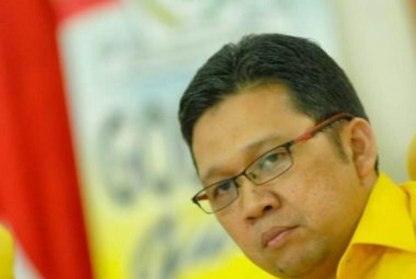 Politikus muda Partai Golkar, Ahmad Doli Kurnia.