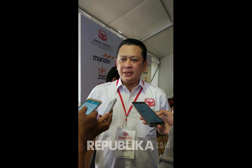Politikus Partai Golkar, Bambang Soesatyo.