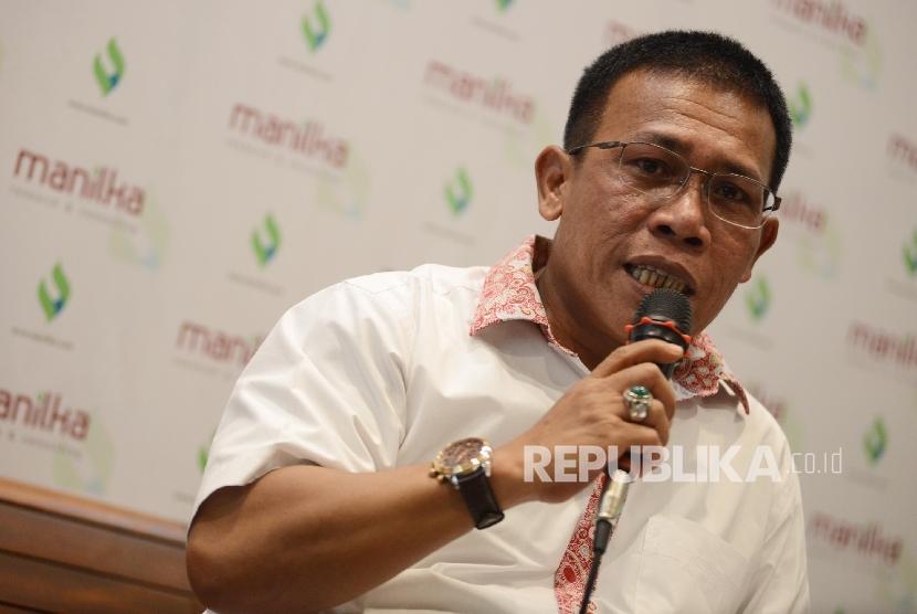 Politisi Partai Demokrasi Indonesia Perjuangan (PDIP) Masinton Pasaribu.