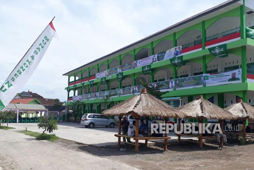 Pondok Pesantren Nurul Islam, Sekarbela, Mataram, NTB siap menjadi tuan rumah Munas Alim Ulama NU. Pondok Pesantren Nurul Islam, Sekarbela, Mataram, NTB siap menjadi tuan rumah Munas Alim Ulama NU, Rabu (22/11).