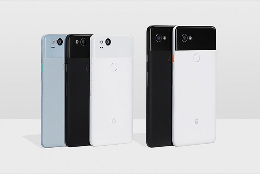 Ponsel pintar Google.