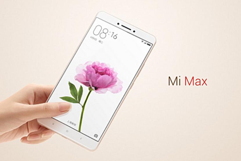 Belum Dijual, Xiaomi Mi Max Sudah Dipesan Jutaan Orang