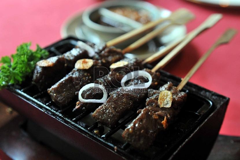 Popularitas makanan Indonesia kian meningkat, terlihat dari makin banyaknya tempat berbintang yang menyajikan kuliner Nusantara.