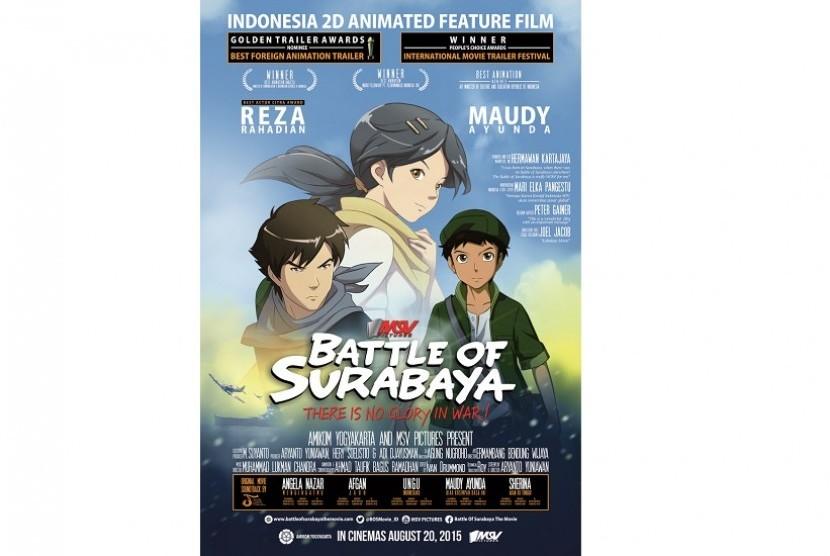 'Battle of Surabaya'
