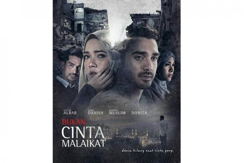 """""""Bukan Cinta Malaikat"""" Film Internasional Ganesa Perkasa"""