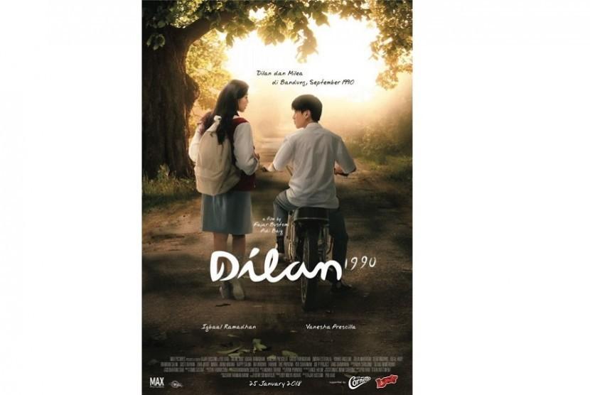 Poster film Dilan