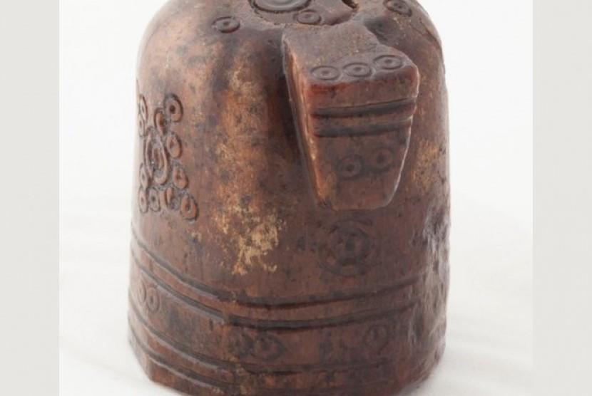 Potongan biduk catur yang diyakini berasal dari abad ke 13.