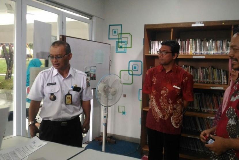 PPPM STMIK Nusa Mandiri menjalin kerja sama dengan Ruang Publik Terpadu Ramah Anak  (RPTRA) Gerbang Sari, Jakarta Timur.