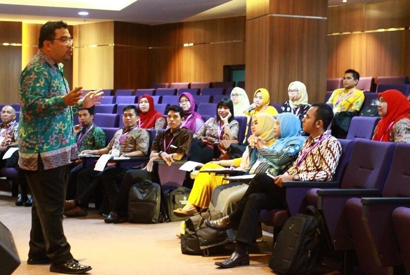 Pra Jabatan Dosen Universitas Pakuan Bogor, Rabu (24/01).