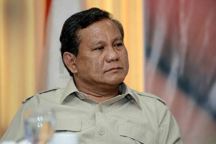 Prabowo Subiant... Prabowo Subianto