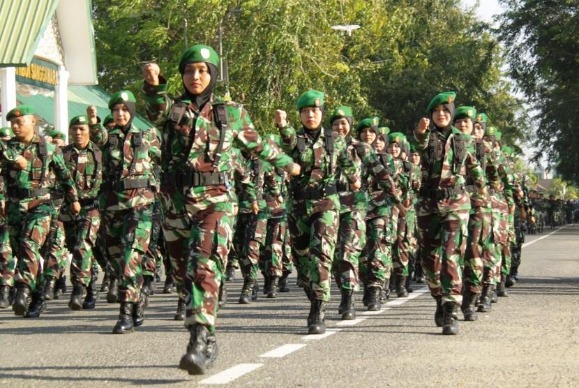 Prajurit Kowad TNI AD