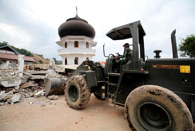 Kemenag Aceh Salurkan Rp 2 M untuk Masjid Terdampak Gempa
