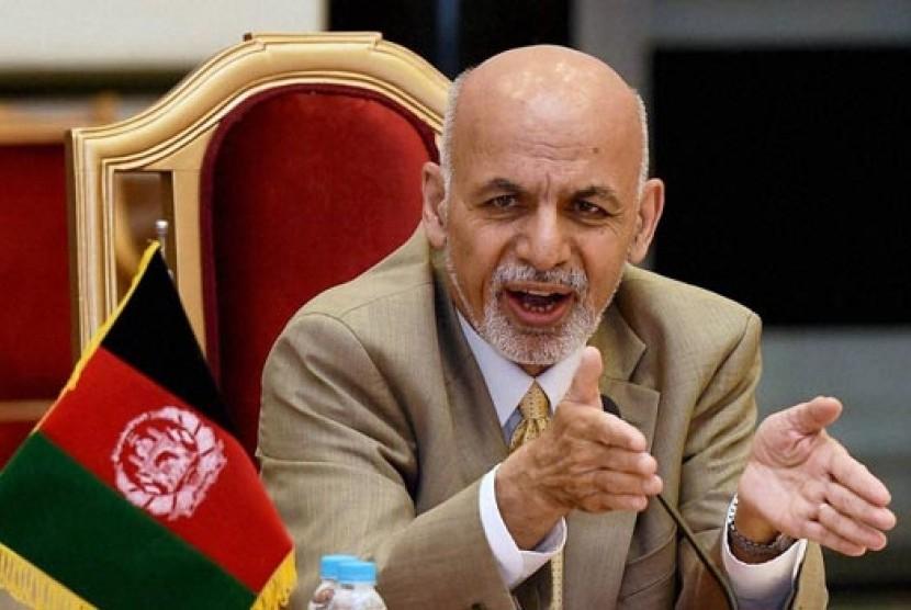 Pemimpin Afghanistan Sambut Baik Strategi Baru Trump