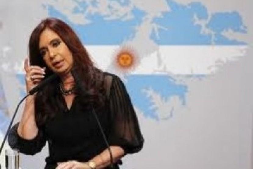 Mantan Presiden Argentina Dituding Terlibat Kasus Pemboman