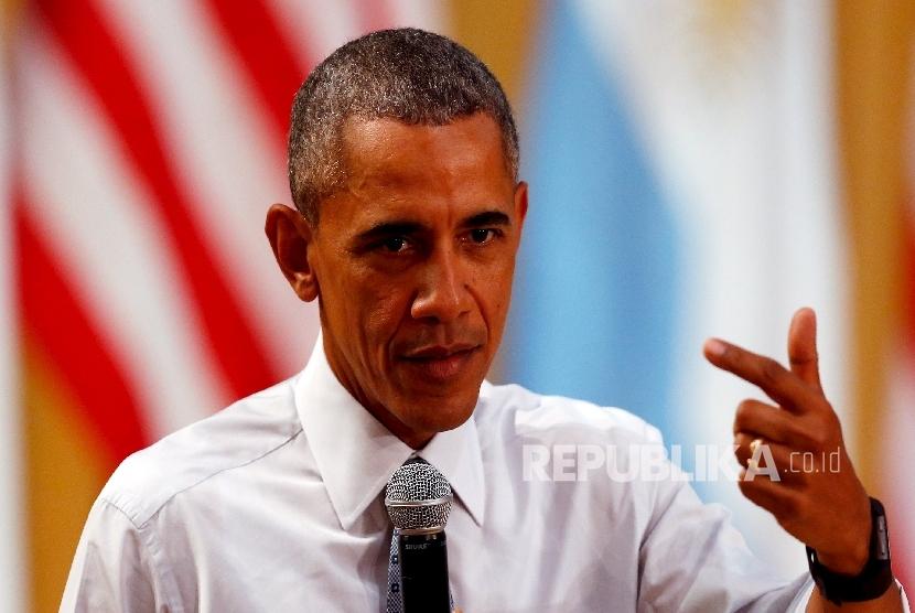 Revisi UU Anti Terorisme Dinilai Bisa Belajar dari Pengakuan Obama