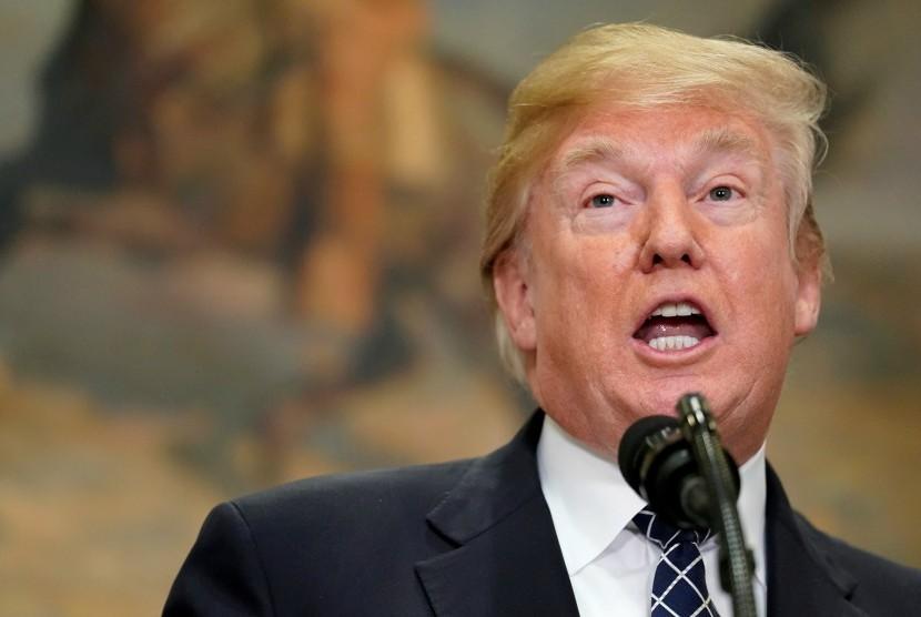 Presiden AS, Donald Trump