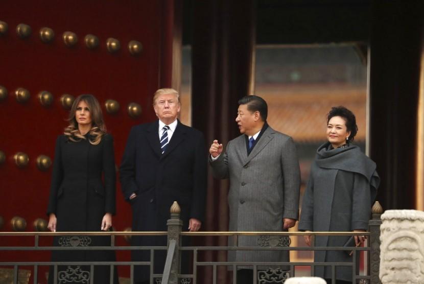 Dengan Kasar, Trump Peringatkan Kim Jong-un Soal Nuklir