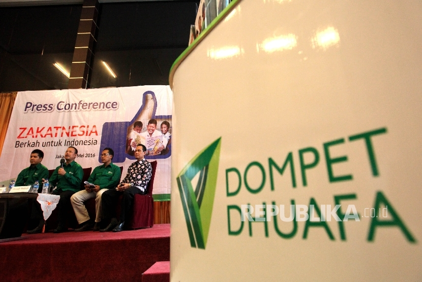 Dompet Dhuafa Kampanyekan Gaya Hidup Berzakat