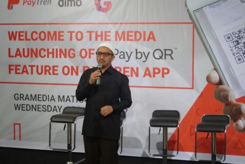 Presiden Direktur PayTren Ustaz Yusuf Mansur