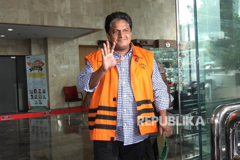 Presiden Direktur PT EK Prima Ekspor Indonesia, Rajesh Rajamohanan Nair.