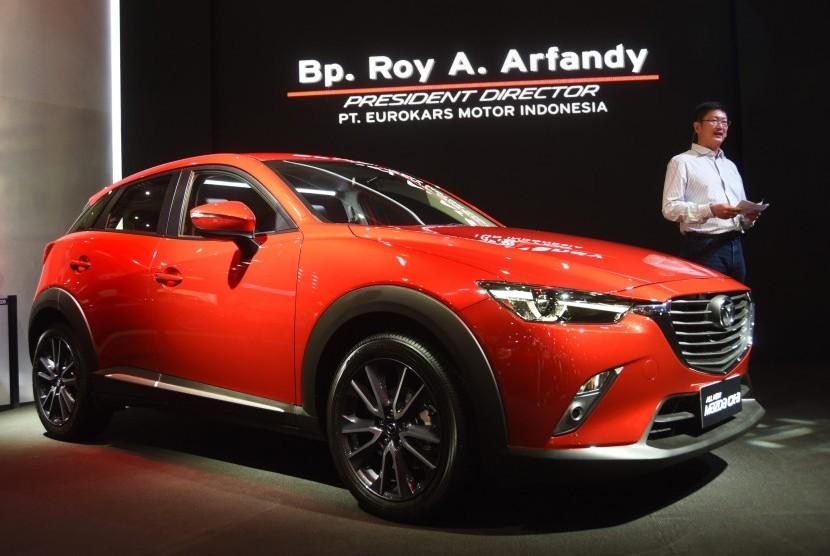 Presiden Direktur PT Eurokars Motor Indonesia Roy A Arfandy.