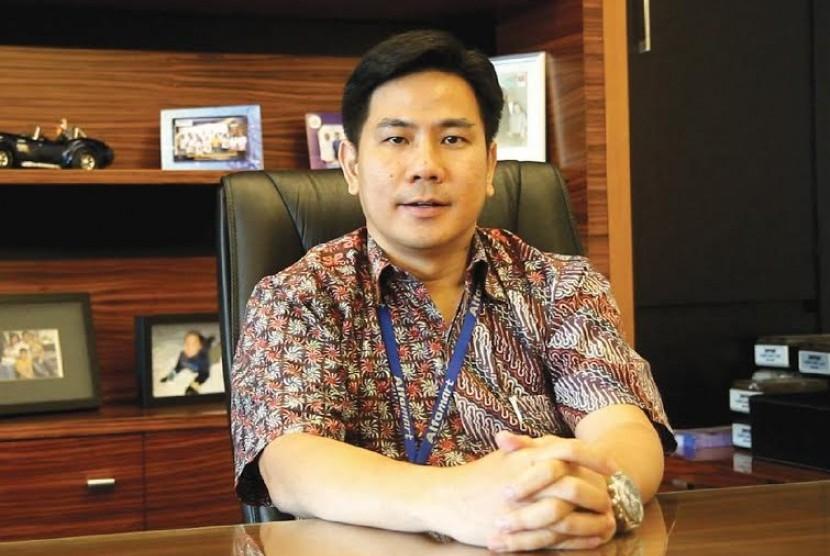 Presiden Direktur PT Sumber Alfaria Trijaya Tbk, Hans Prawira