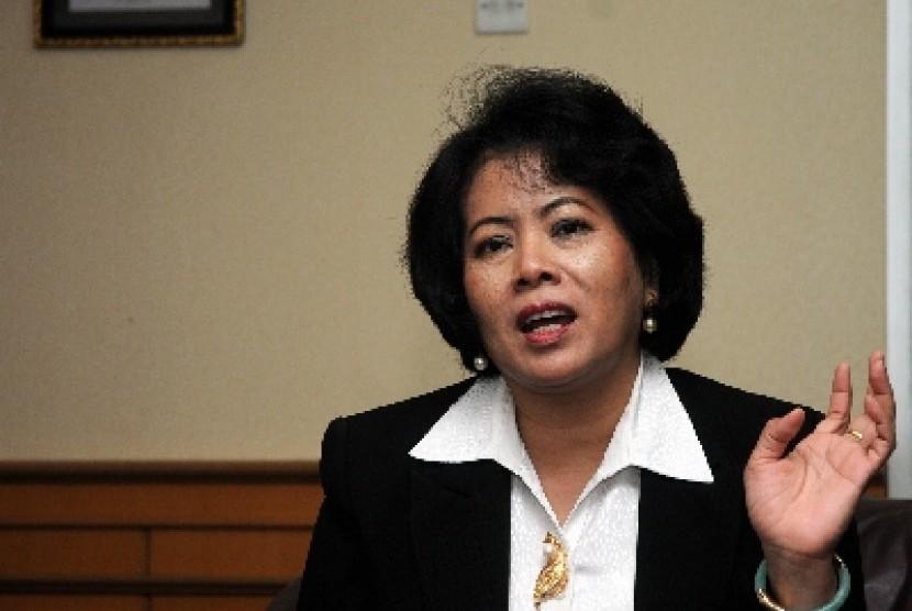 Presiden Direktur RRI Rosarita Niken Widiastuti.