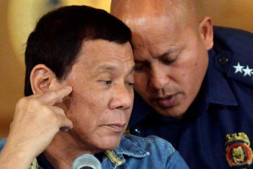 Duterte Siap Buka Kembali Perundingan dengan Pemberontak Mao