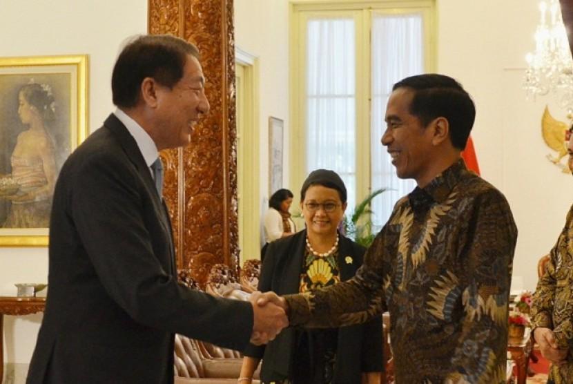 Jokowi Kunjungan Kerja ke Sulawesi Selatan