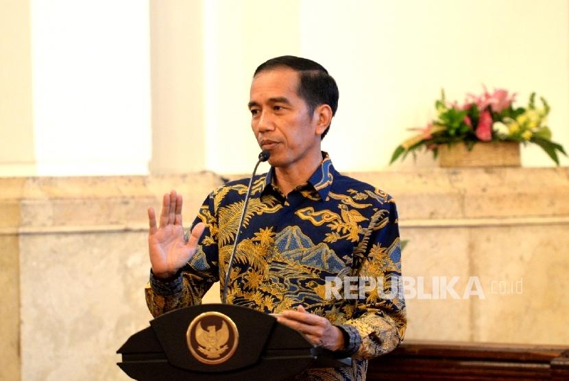 Jokowi Ingatkan Sektor Perikanan Indonesia Tertinggal Jauh Sangat Memalukan