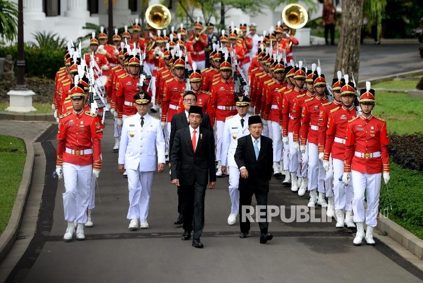 Pidato Anies di Hadapan DPRD DKI Diundur Jadi Rabu