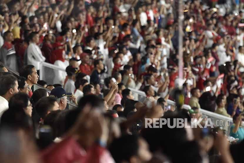 Jokowi: Perbanyak Kompetisi dan Latihan Hadapi Asian Games