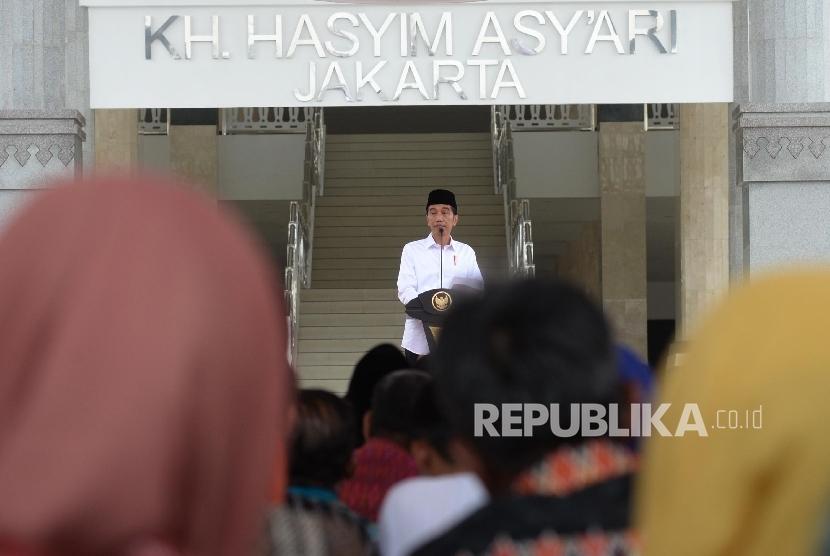 Jokowi akan Peringati Isra Mi'raj di Purwakarta