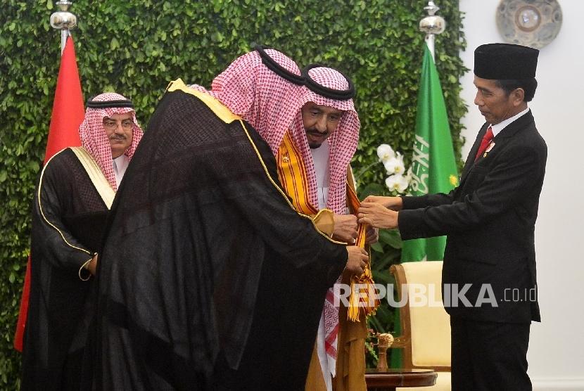 Permalink to Pascakunjungan Raja Salman, Kunjungan Wisman Arab Naik