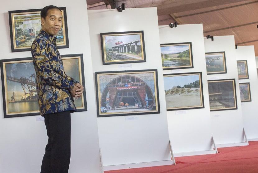 Jokowi Ingat Pesan Presiden Afganistan Cegah Konflik SARA