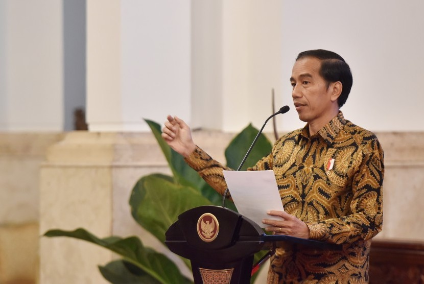 Image result for JOKOWI TANDA TANGAN