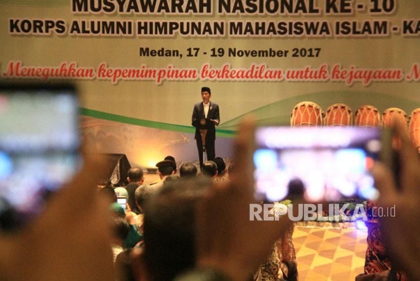 Jokowi Lirik Negara Timur Tengah untuk Jadi Investor
